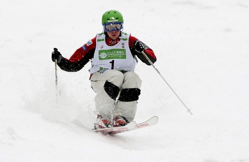 bilodeau on a run in the world cup (on bing image)